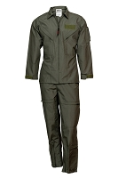 NEW - SISLEY EVOLUTION 2 Piece Mil-Spec Nomex Flight Suit
