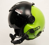 EVO 252 with Carbon Fiber Visor Cover - NON NVG