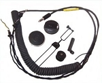 MSA Gallet High Impedance Helicopter Comm Set