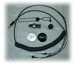 Low Impedance Comm Set - MSA Gallet